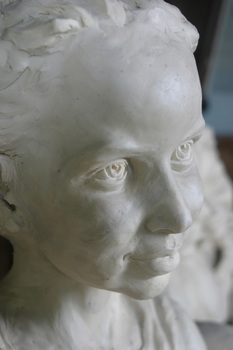 Memorial to David Gordon (detail)
